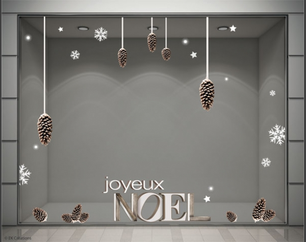 Decoration De Noel Pour Magasin